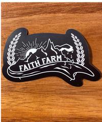 Faith Farm Original Sticker!!! マウンテンmountain