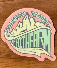 Faith Farm Original Sticker!!!!アースearth