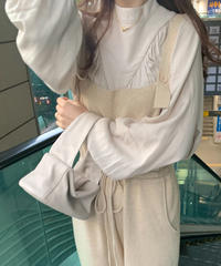 lady blouse (2color)
