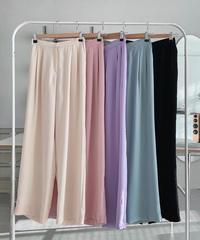 color slacks pants  (5color /freesize)