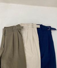 BackBand pants (3color/FreeSize)