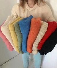 M Knitwear (9color)