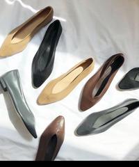 Sharp Flat Shoes