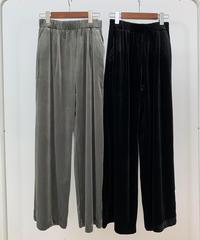 【original】Velour pants (2color)