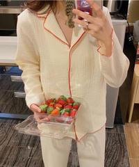 pajama set (2color)