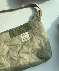 Quilting remake bag (2color)