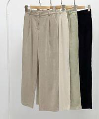 Corduroy pants (4color)