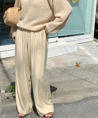 【original】loose relux pants (2color)