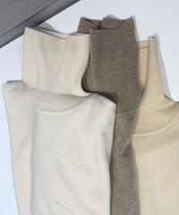 cashmere highneck (4color)