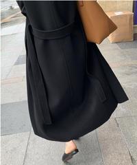 original handmade coat  (Black)