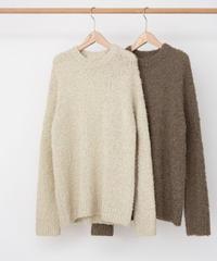 Loose midi knit (2color)