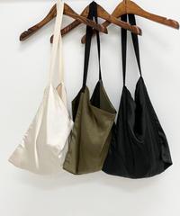 Satin eco bag (3color)