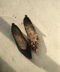 flat shoes (2color)