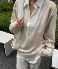 V knit (5color)