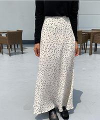 Dot long Skirt (2color)