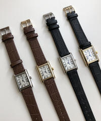 Square Watch (4Color)