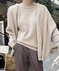 3way loose knit  (4color)