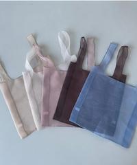 Organdy BAG (6color)