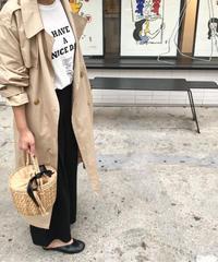 <数量限定>original handmade bag