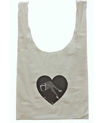 """MY HEART"" Marche Bag"