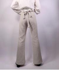 Back Ribbon Pants バックリボンパンツ