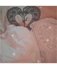 Back Heart Lace T