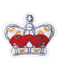 [王冠] のシール