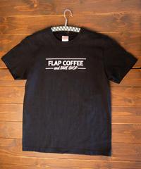 フラップコーヒーオリジナルロゴTシャツ FLAP COFFEE ORIGINAL ROGO TSHIRT