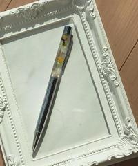 №1038 ハーバリウム ボールペン ティンカーベル