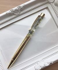 №1006 ハーバリウム ボールペン シンデレラ(魔法使い)