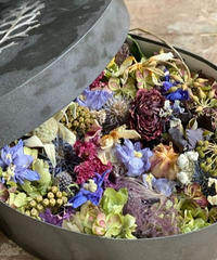 dry flower box A