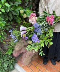 季節の花材セットM