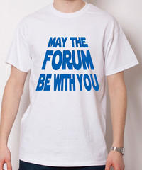 MAY THE FORUM/ホワイト