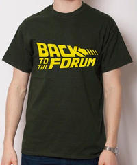 BACK TO THE FORUM/フォレストグリーン