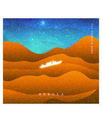 9thフル・アルバム『NEBULA』 ※『NEBULA』OFFICIAL ZINE(メンバーサイン無し)付き
