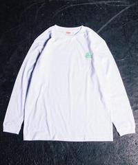 CAPTURISM 刺繍ロングスリーヴTシャツ