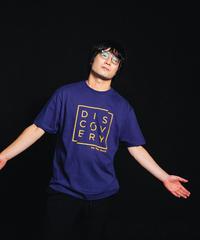 """【岸本亮カラー】""""DISCOVERY""""アートワーク・Tシャツ"""