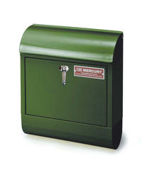 HANDLE LOCK MAILBOX(グリーン)
