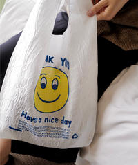 【OPEN EDITIONS 】 THANK YOU Tote / Smile