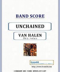 ヴァン・ヘイレン(VAN HALEN) / UNCHAINED (アンチェインド) バンド・スコア(TAB譜) 楽譜 from68