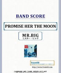 MR.BIG (ミスター・ビッグ) / PROMISE HER THE MOON バンド・スコア(TAB譜) 楽譜 from68