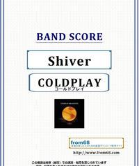 COLDPLAY(コールドプレイ) / Shiver(シヴァー) バンド・スコア(TAB譜) 楽譜 from68