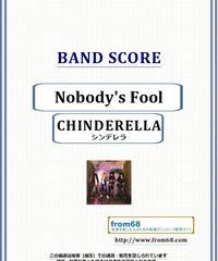 シンデレラ (Cinderella) / Nobody's Fool バンド・スコア(TAB譜) 楽譜 from68