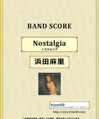 浜田麻里 / Nostalgia (ノスタルジア) バンド・スコア (TAB譜) 楽譜 from68