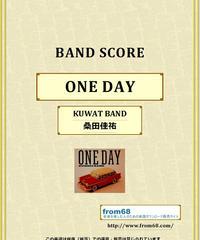 クワタバンド(KUWAT BAND) 桑田佳祐 /  ONE DAY バンド・スコア(TAB譜)  楽譜