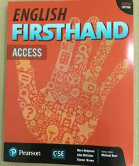 コミュニケーション演習「English Firsthand Access 5th Edition」