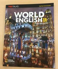 文1)英語Ⅰb 大友彩子 (World English 1B 3rd Edition