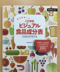 健1) 調理学/食品学Ⅰ,Ⅱ「食品解説つき 八訂準拠 ビジュアル食品成分表」