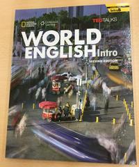 幼1)英語Ⅰb 福田/設楽 (World English IntroB 2rd Edition