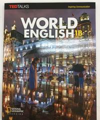 英語Ⅰb 大友彩子「World English 1B 3rd Edition」